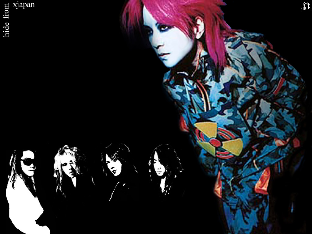 【X JAPAN】 hide の画像リンク 【X Japan】 : hide X JAPAN 100+ - NAVER まとめ